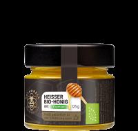 Heisser Bio-Honig mit Thymian